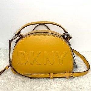 NEW! DKNY Tilly Mini Dome Crossbody
